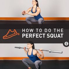 How to Do the Perfect Squat #bodyweight #training #strength