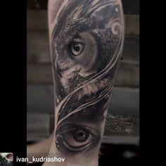 """Gefällt 639 Mal, 3 Kommentare - @the.best.tattoo.page auf Instagram: """"Outstanding! TATTOO BY @ivan_kudriashov ! ___________________ #tattooinspiration.…"""""""