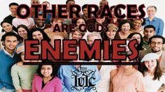 The Israelites: Other Races Are Gods Enemies #blacks #hispanics #nativeamericans…