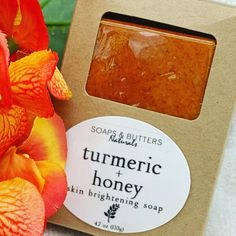 Bulk Turmeric & Honey Hormonal Acne Face/Body Soap; Sensitive Skin; Antibacterial and Anti-Septic Properties, Skin Brightening; Exfoliating by SoapsAndButtersLA on Etsy Exfoliating Gloves, Exfoliating Soap, Citrus Essential Oil, Essential Oil Blends, Tumeric And Honey, Honey Soap, Acne Face, Natural Moisturizer, Whipped Body Butter