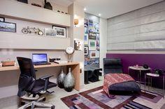 Dá gosto trabalhar em um lugar organizado, com tudo à mão. E, se esse escritório for em casa, melhor ainda. Então, inspire-se nestas 154 ideias.