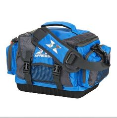 H2O XPRESS Deluxe Soft Tackle Bag *** Click image for more details.