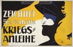 Examples of Propaganda from WW1 | Austrian WW1 Propaganda Posters Page 2