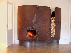 GAHR | Fireplace Mantel