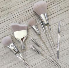 Elf Beautifully Precise brushes
