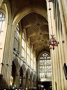 Bath Abbey (Bath - England)