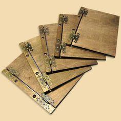 Extremely unique.  Wood Menu Covers | Neutral | Menu Card | Menu Folders |...
