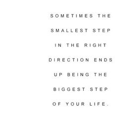Happy Monday. Wishing you a thoughtful, small step. ❤️