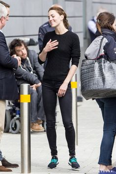 Pin for Later: Kate Middleton Goes Casual in London, Further Proves She Looks Great in Anything