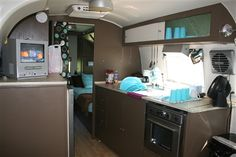 airstream campers remodel | ... photo gallery airstream trailer photos 1960 s airstream trailers