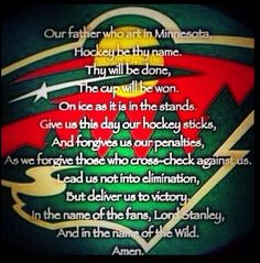 Our Father - Minnesota Wild Version