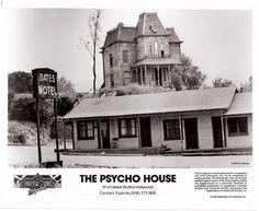 Psycho House - Bates Motel