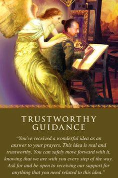 MAXMILLIAN THE SECOND: Trustworthy guidance