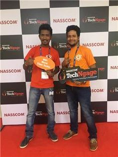 #NASSCOM Recognizes #FissionLabs Team for its Theme of Citizen Services for Smart Cities at TechNgage