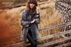 Reserved Fall/Winter 2013-2014 Campaign  #reserved #fashion #fashionnews