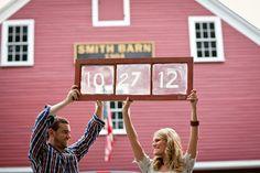 DIY Save The Date Photo Ideas