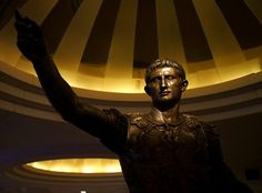 Caesar in his Palace  |  BombBomb Video Email Marketing Software: www.BombBomb.com