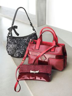 Festive color & sparkle compliment any outfit. Simply Vera Vera Wang #Kohls