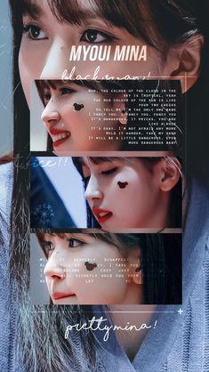 Twice Wallpaper, Iphone Wallpaper, Nayeon, K Pop, I Fancy You, Black Pink, Myoui Mina, Twice Kpop, Special Girl