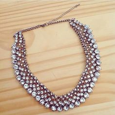 #necklace #beaded