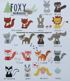 Foxy Builder Punch by Stampin' Up!