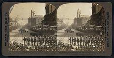 1905 Our fellow Americans from the isles of the sea - Porto Rico Battalion, inaugural parade, Washington, D. Puerto Rico Usa, Puerto Rico History, Puerto Ricans, Edwardian Era, Washington, Military, Sea, American, Travelling