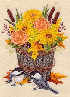 Machine Embroidery Designs at Embroidery Library! - Color Change - D2755