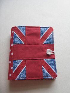 Union Jack Needle Book