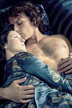 """outlander-news: """"""""And you, my Sassenach? What were you born for? To be lady of a…"""