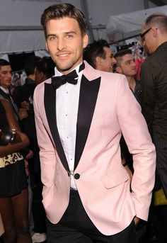 Best Sellers Attractive Peak Lapel One Button Pink High Quality Groom Tuxedos Suit Wedding Men'S Suits Jacket+Pants+Tie 35 Wedding Suit White Suit From Finewedding668, $64.99  Dhgate.Com