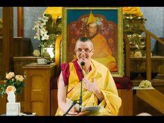 Receiving Blessing - Gen-la Kelsang Dekyong - YouTube