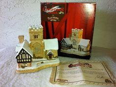Reduced !  Vintage/Antique  David Winters Cottages  a Gem of a Gift for a Collector !!   by AntiqueCarla@etsy.com, $8.99