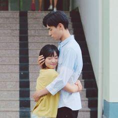 Cute Couple Art, Anime Love Couple, Best Couple, Cute Couples, A Love So Beautiful, Cute Love, Drama Korea, Korean Drama, K Pop