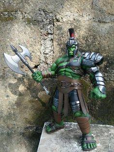 Marvel Legends DC Gladiator Hulk Thor Ragnarok Custom Figure Hasbro Toybiz | eBay