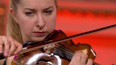 Vera Lopatina (Russia) - Stage 2 - International H. Wieniawski Violin Co...