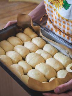 Univerzálne kváskové cesto na koláče - Zo srdca do hrnca Bread, Fit, Shape, Brot, Breads, Bakeries