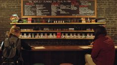 This New York vapor bar offers 80+ flavors of e-cigarettes, and ...