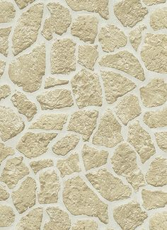 Stone Wallpaper in Brown and Grey design by BD Wall