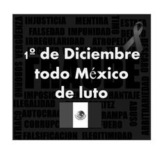 Mexico in mourning