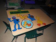 Sesame Street Friends Classroom Cut-Outs