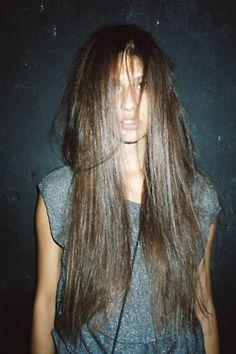 This hair..