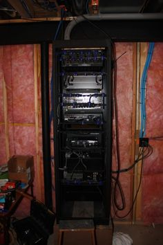35 best rack wiring and server images on pinterest home tech rh pinterest com