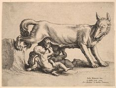 Romulus and Remus were said to have founded Rome, although the details of their origins is unclear. Romulus ended up killing Remus in dispute becoming the first king. As Roma, Romulus And Remus, Guernica, She Wolf, Comic, Classic Image, Historical Maps, Ancient Rome, Thing 1