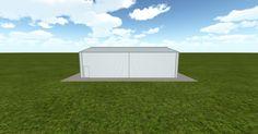 Cool 3D #marketing http://ift.tt/2sSR4nC #barn #workshop #greenhouse #garage #roofing #DIY