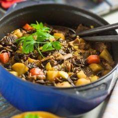 Japchae, Beef, Danish, Ethnic Recipes, Journal, Food, Meat, Danish Pastries, Essen