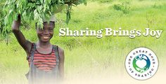 Give to the One Great Hour of Sharing Offering