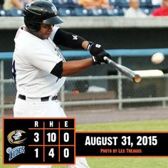 RECAP: Perez homers and Jones turns in strong outing but Norfolk drops 3-1 decision. #Orioles http://atmilb.com/1NJIjPB