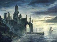 Ten Towers - Game of Thrones LCG by jcbarquet.deviantart.com on @deviantART