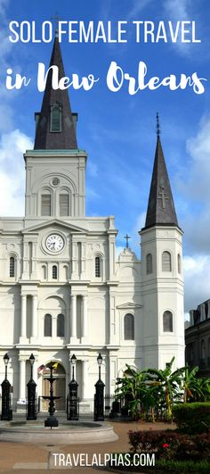 Is solo female travel in New Orleans safe? Is it a good idea? Or a disaster waiting to happen? Well, there are a few things you should know before you go! This post includes our best tips for achieving a safe and fun solo trip to NOLA!