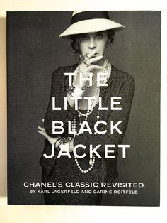"""Rare Chanel """"The Little Black Jacket"""" Coffee Table Book 10"""